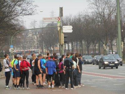 Jogger Adenauerplatz