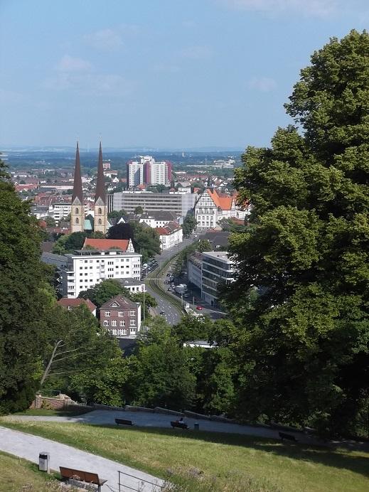 Johannisberg Bielefeld