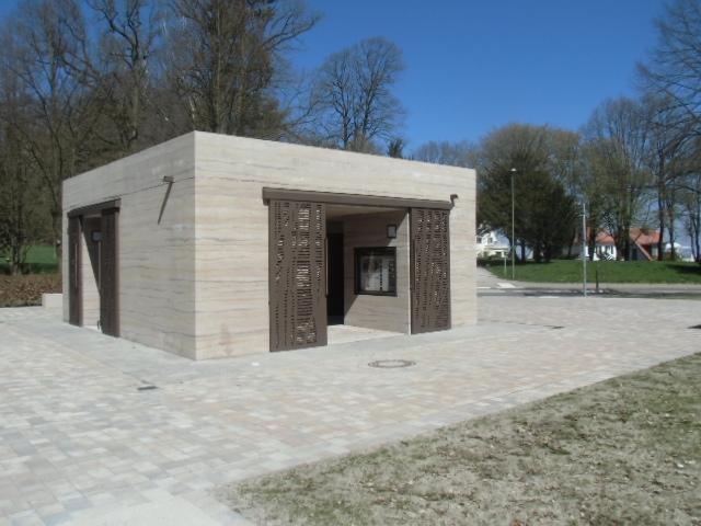 neuer Kiosk am Johannisberg